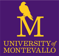 University of Montevallo logo.