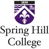 Spring Hill College logo