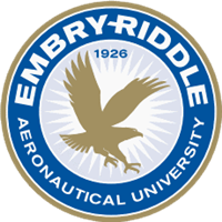Embry-Riddle Aeronautical University-Prescott logo.