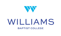 Williams Baptist University logo