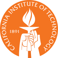 California Institute of Technology logo.