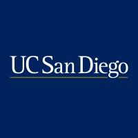 University of California - San Diego logo.