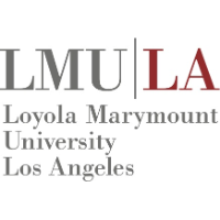 Loyola Marymount University logo.