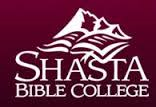 Shasta Bible College and Graduate School logo