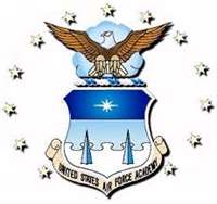 United States Air Force Academy logo.
