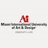 AI Miami International University of Art and Design logo