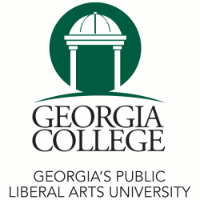 Georgia College & State University logo.