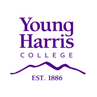 Young Harris College logo