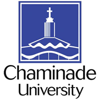 Chaminade University of Honolulu logo.