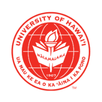 University of Hawaii at Hilo logo.