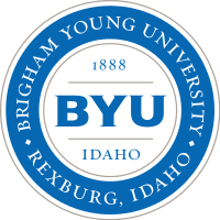 Brigham Young University-Idaho logo