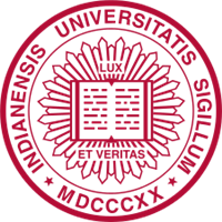 Indiana University-Bloomington logo