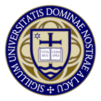 University of Notre Dame logo.