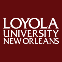 Loyola University New Orleans logo.