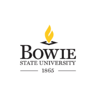 Bowie State University logo.
