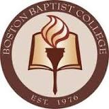 Boston Baptist College logo