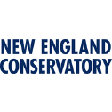 The New England Conservatory of Music logo.