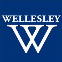 Wellesley College logo.