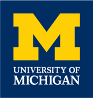 University of Michigan-Ann Arbor logo.