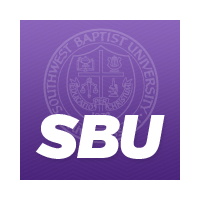 Southwest Baptist University logo