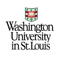 Washington University in St Louis logo.