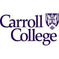 Carroll College logo.