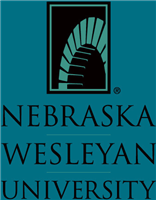 Nebraska Wesleyan University logo.