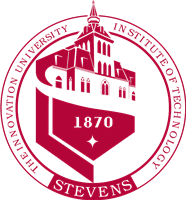Stevens Institute of Technology logo.