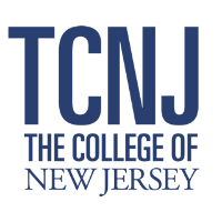 The College of New Jersey logo.