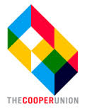 Cooper Union for the Advancement of Science and Art logo.