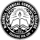 McDowell Technical Community College logo