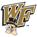 Wake Forest University logo.