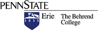 Pennsylvania State University-Penn State Erie-Behrend College logo