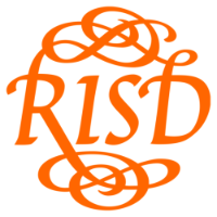 Rhode Island School of Design logo.