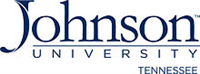 Johnson University logo.