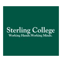 Sterling College logo.