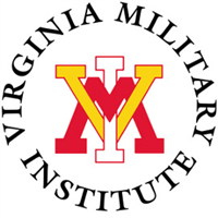 Virginia Military Institute logo.