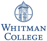 Whitman College logo.