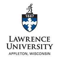 Lawrence University logo.