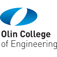 Franklin W Olin College of Engineering logo.