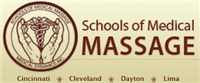 Dayton School of Medical Massage logo