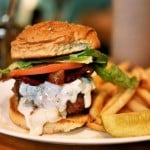 Best college town burger joints: A burger and fries from Mr. Bartley's Burger Cottage