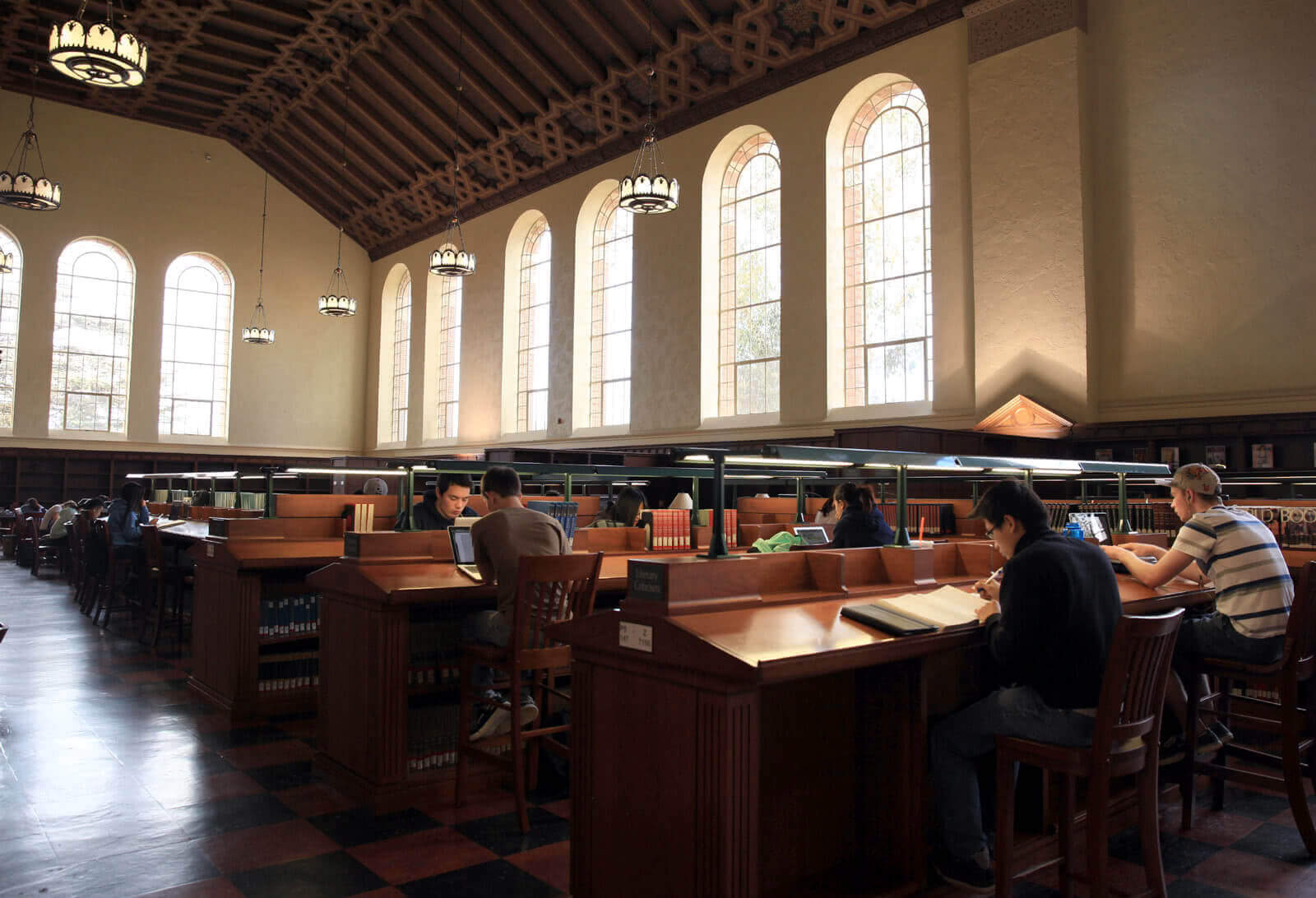 10 Of The Most Amazing College Libraries In The Us