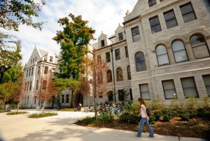 Tulane University - Best Urban College Campuses