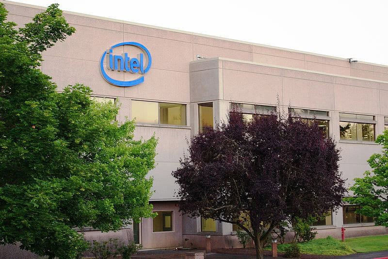 Intel's Hawthorn Farm facility, part of the Silicone Forest in Oregon