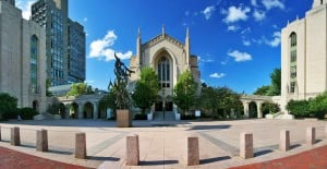 Boston University - Best Urban College Campuses