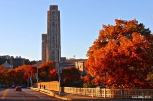 University of Pittsburgh - Best Urban College Campuses