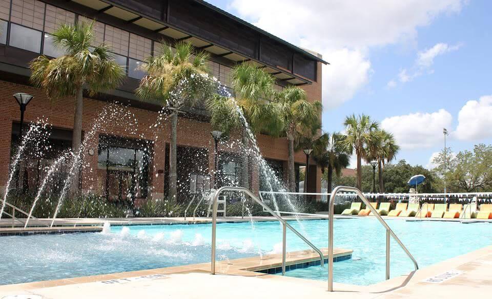 Rice University Recreation Center via Facebook