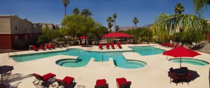 The University of Arizona has one of the best college rec centers.