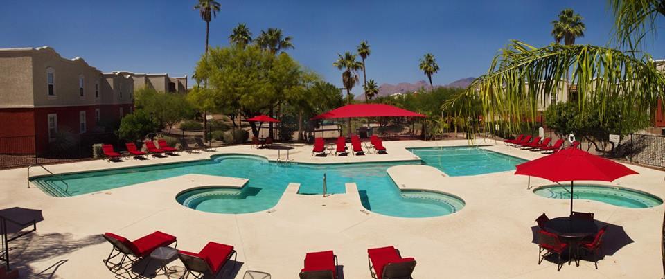 University of Arizona Recreation via Facebook